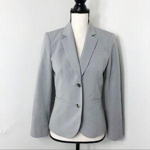 Calvin Klein Grey Double Button Blazer Jacket 4